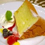 シフォーンケーキ
