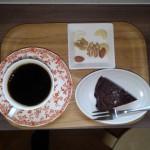 コーヒー&スイーツ